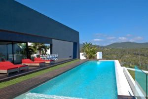 Modern-luxury-ibiza-villa-for-sale-with-sea-views-contemporary-style-interior-pool-8